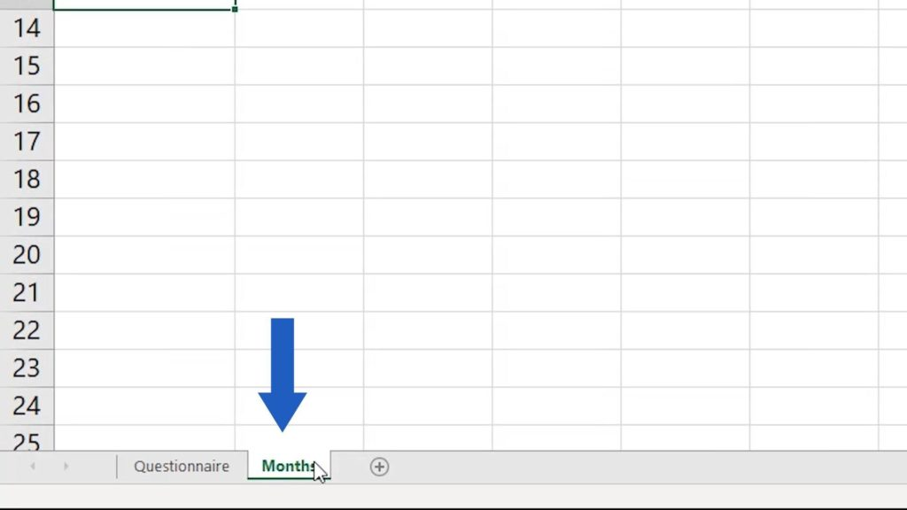 How to Hide Sheets in Excel - sheet not visible for people