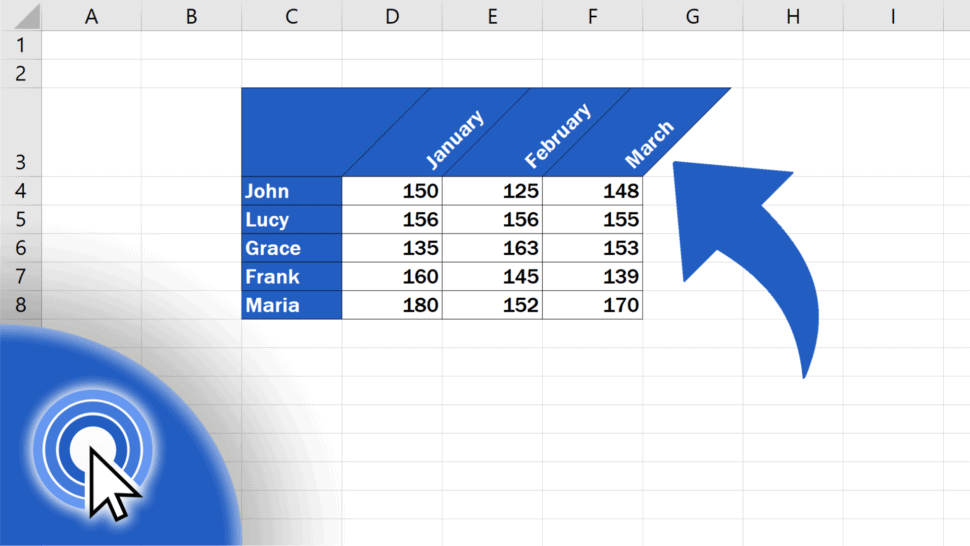 How to Change Text Direction in Excel
