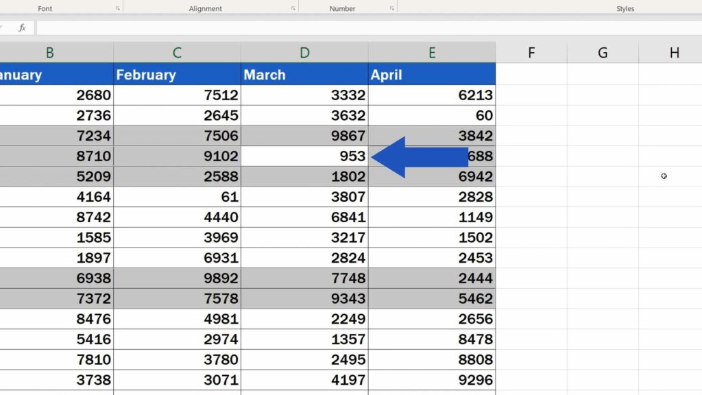 How to Remove Blank Rows in Excel - delete blank rows without loosing data