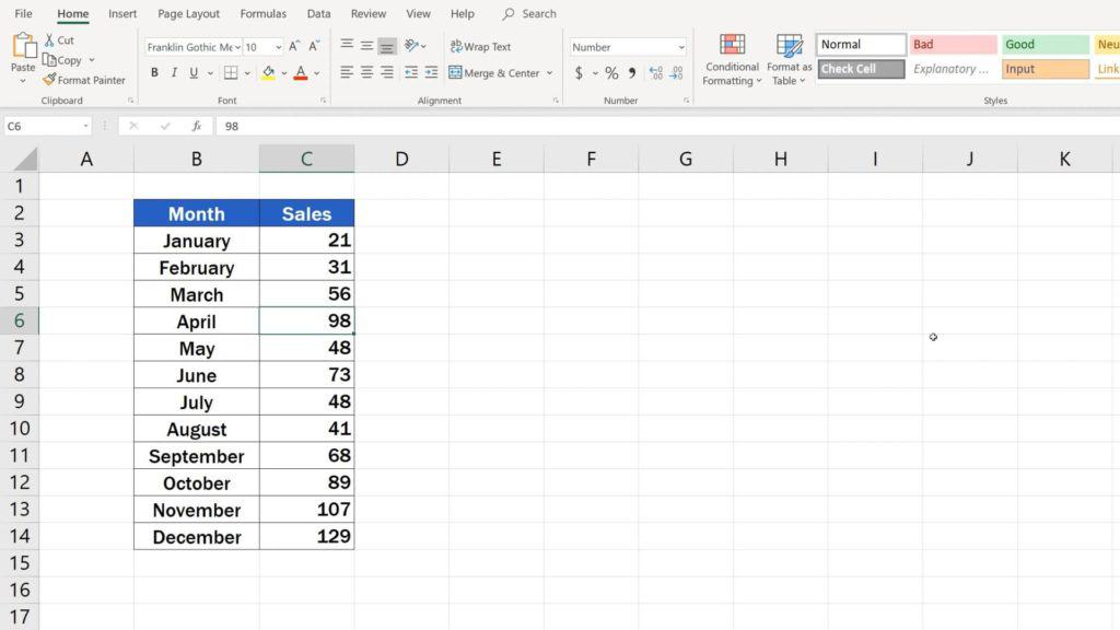 How to Use Color Scales in Excel (Conditional Formatting) - remove conditional formatting from sheet in excel