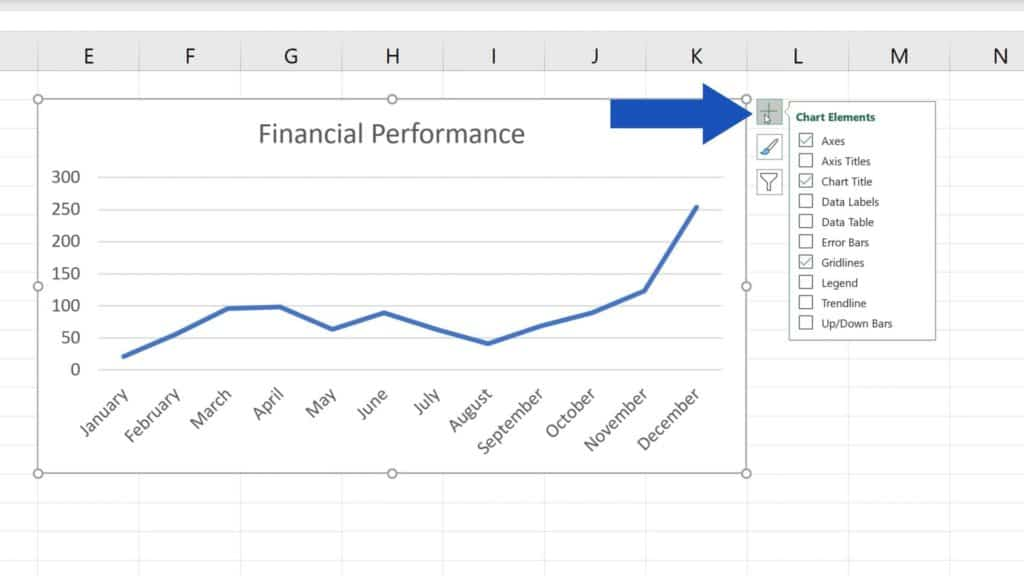 How to Add Axis Titles in Excel - How to name graph in Excel
