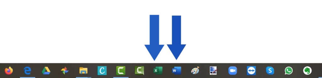 How to Convert PDF to an Excel File - Using the applications Word and Excel