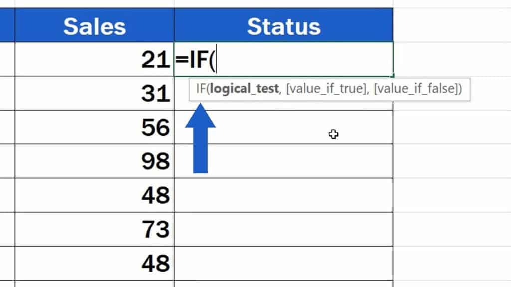 How to Use IF Function in Excel - IF Function - 3 Details