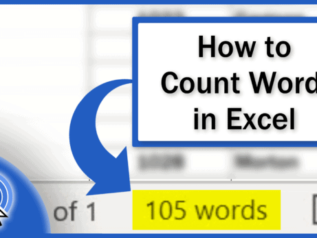 How to Count Words in Excel
