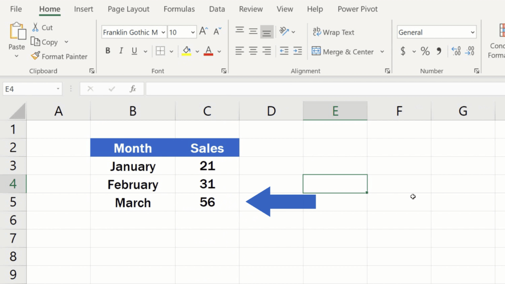 How to Make Borders in Excel - all borders removed