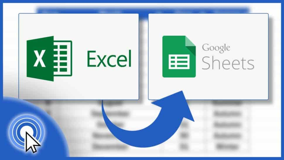 How to Convert Excel to Google Sheets