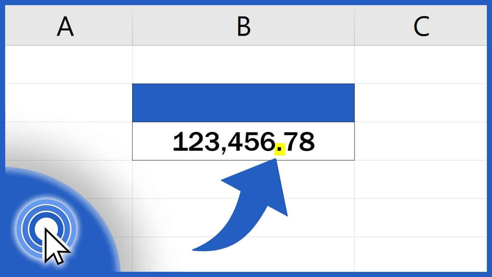 How to Change Decimal Separator in Excel